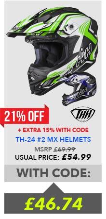 THH MX Helmets