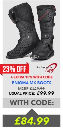 Black Enigma Boots