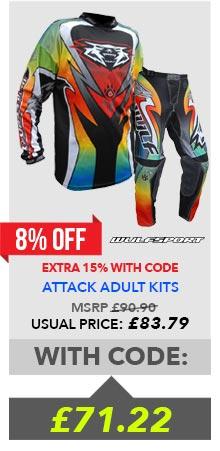 Wulf Attack Kits