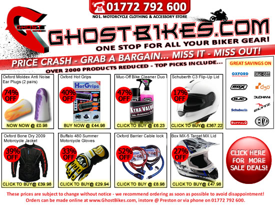 GhostBikes Sale