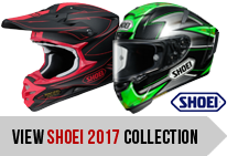 In the Spotlight - Shoei 2017 Collection