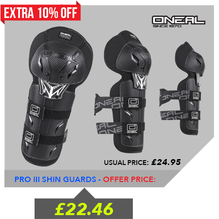 Oneal Shin Guards