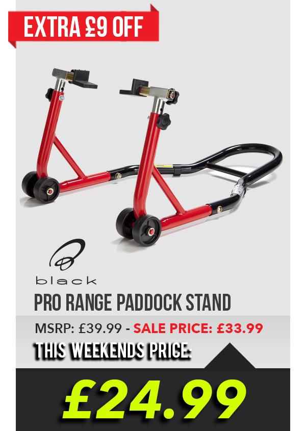 Pro Range Paddock Stand