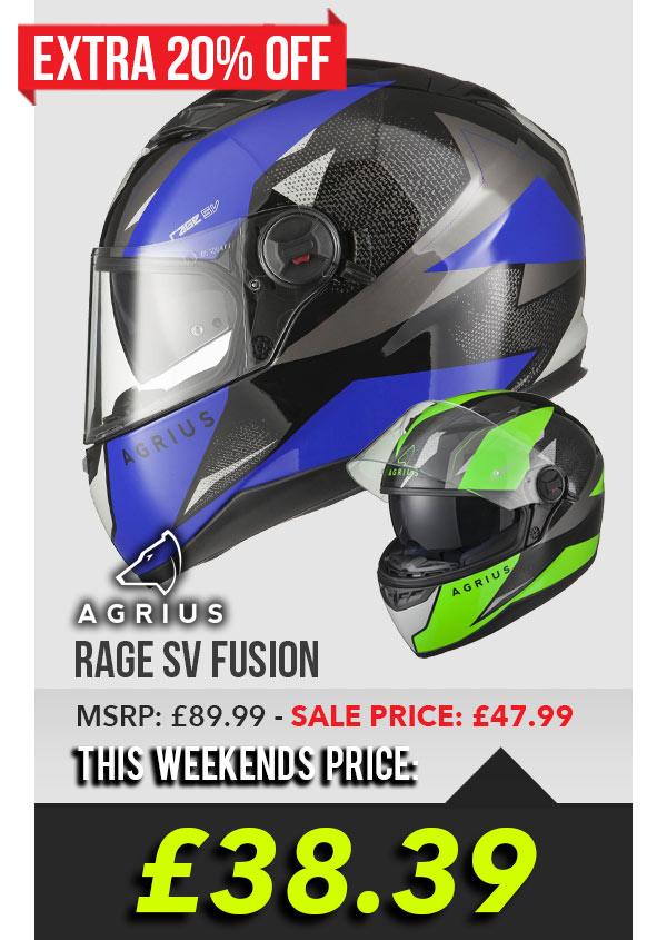 Rage SV Fusion