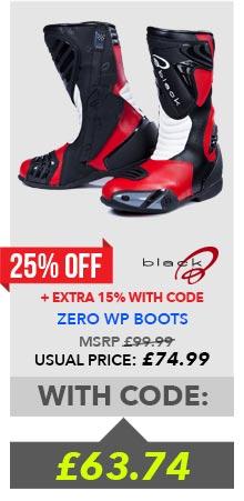 Black Zero Boots