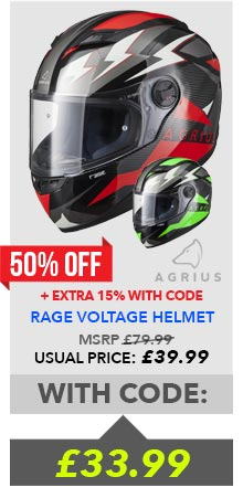 Agrius Voltage Helmet