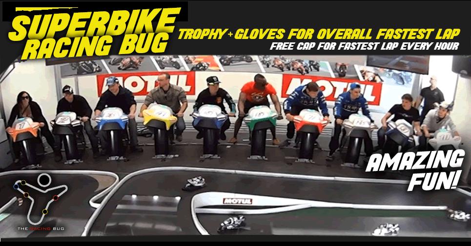 Superbike Racing Bug