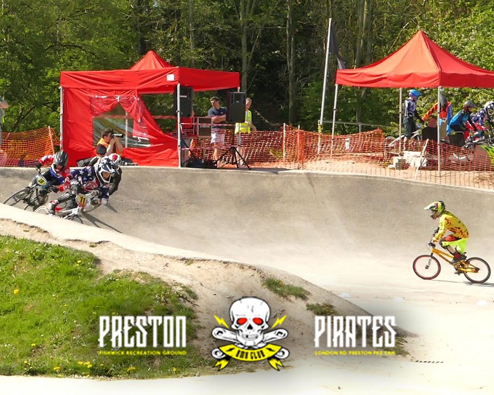 Preston Pirates BMX Club