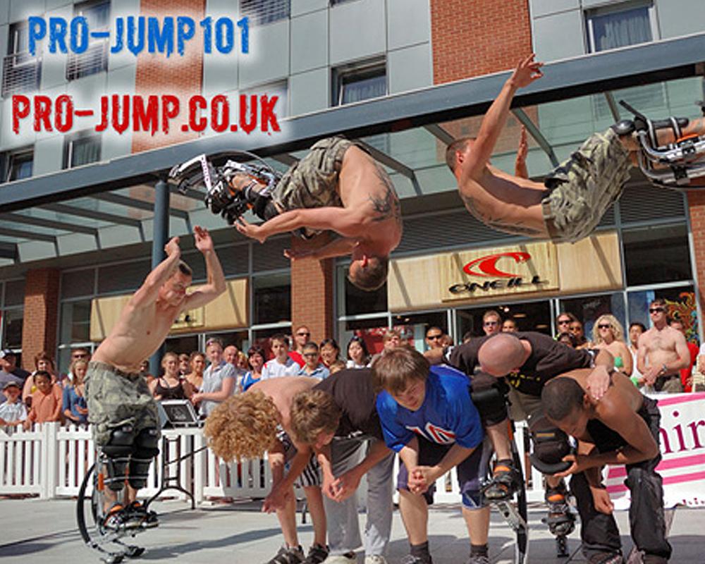 Pro Jump