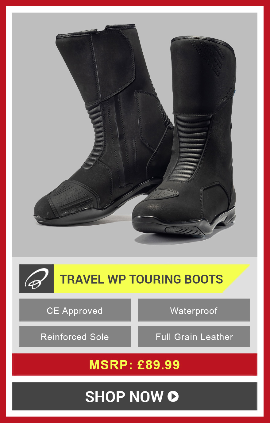 Travel Boots