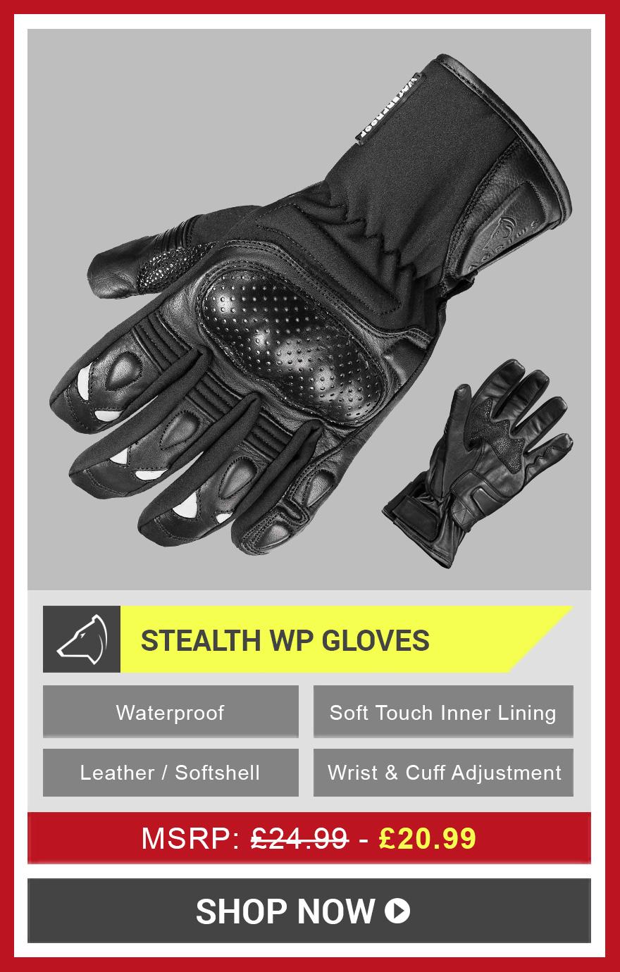 Stealth Gloves